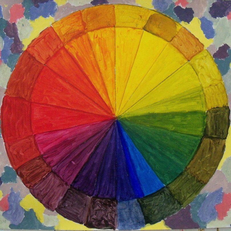 Sheryl Southwick color wheel