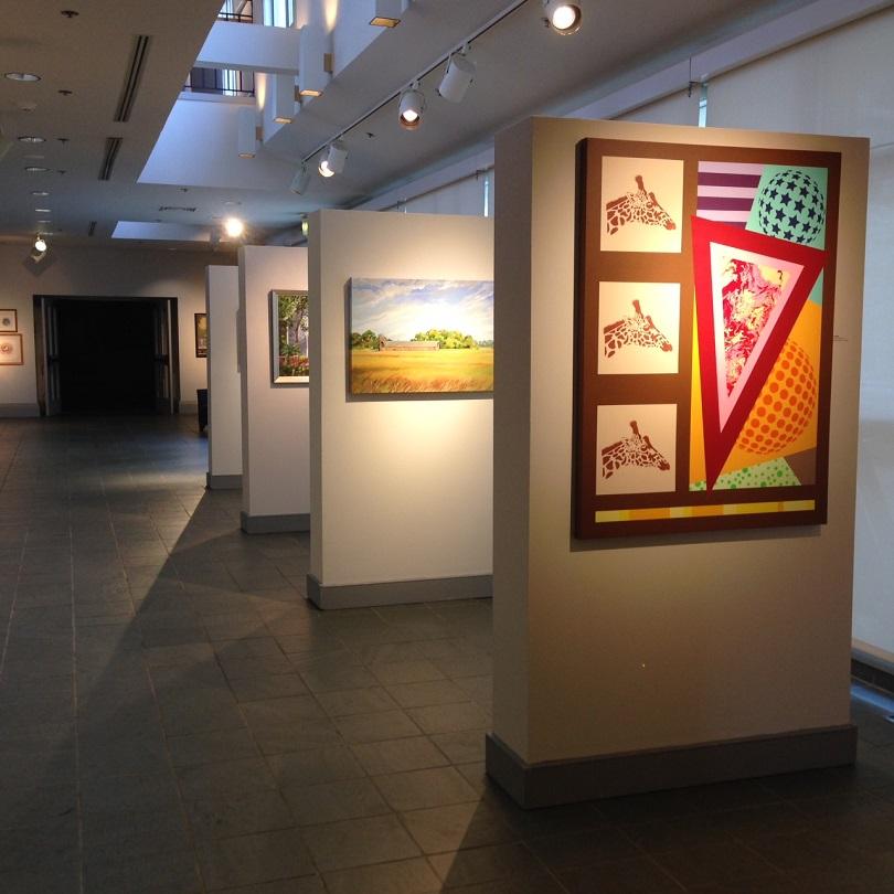 Academy Art Museum Members' Show 2016