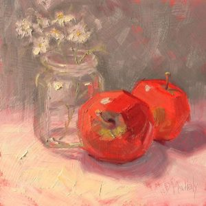 Work by Academy Art Museum Instructor Diane D. Mullaly