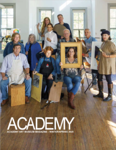 Academy Winter Mag